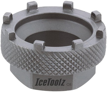 Ice Toolz ISIS/Shimano 8 Notch BB Cup Tool