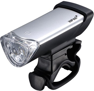 Image of Infini Luxo 5 LED Front Light With Batteries and Bracket