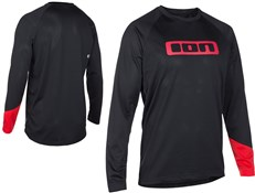 Image of Ion Slash Long Sleeve Jersey