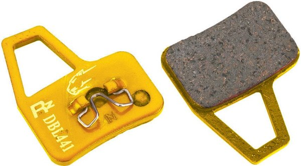 Jagwire Alloy Disc Brake Pads Semi Metalic