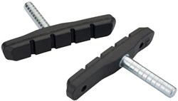 Image of Jagwire Brake Pads - Comp Mountain XC Offset