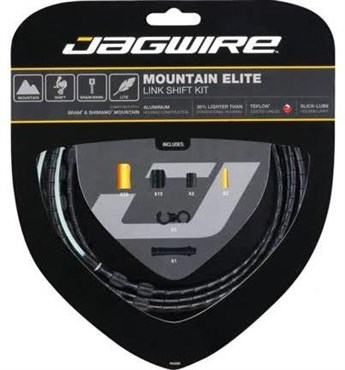 Image of Jagwire Mountain Elite Gear Link Kit