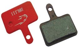 Image of Jagwire Steel Disc Brake Pads Semi Metalic