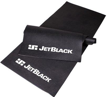 Image of JetBlack Turbo Trainer Mat
