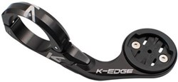Image of K-Edge Pro Aero mount for Garmin Edge 20, 25, 520, 820- 35.0mm