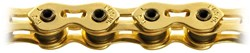 Image of KMC K710SL Gold BMX Chain 100L