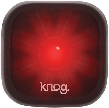 Image of Knog Blinder 1 LED Standard USB Rechargeable Rear Light