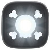 Image of Knog Blinder 1 Skull USB Rechargeable Front Light