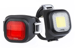 Image of Knog Blinder Mini Chippy Twinpack Lightset