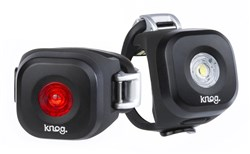 Image of Knog Blinder Mini Dot Twinpack Light Set