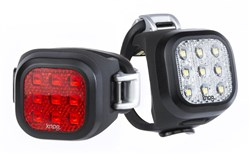 Image of Knog Blinder Mini Niner Twinpack Light Set