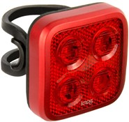 Image of Knog Blinder Mob Four Eyes USB Rechargeable Rear Light