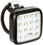 Image of Knog Blinder Mob Kid Grid USB Rechargeable Front Light