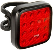 Image of Knog Blinder Mob Kid Grid USB Rechargeable Rear Light