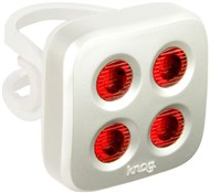 Image of Knog Blinder Mob The Face USB Rechargeable Rear Light