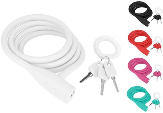 Image of Knog Party Coil Cable Lock