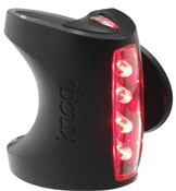 Image of Knog Skink 4 LED Rear light