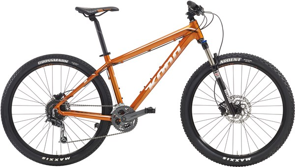 "Image of Kona Blast 27.5"" - Ex Display - L 2016 Hybrid Bike"