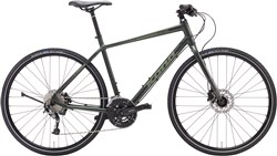 Image of Kona Dew Deluxe 2017 Hybrid Bike