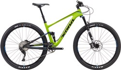 Image of Kona Hei Hei Deluxe Carbon 29er 2017 Mountain Bike