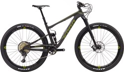 Image of Kona Hei Hei Supreme Carbon 29er 2017 Trail Mountain Bike