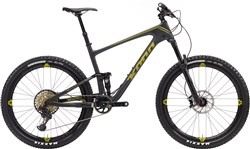 Image of Kona Hei Hei Trail Supreme Carbon 27.5 2017 Trail Mountain Bike
