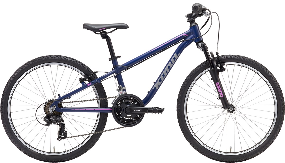 Kona Hula 24w Girls 2017 Junior Bike