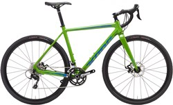 Image of Kona Jake The Snake Carbon 2017 Cyclocross Bike