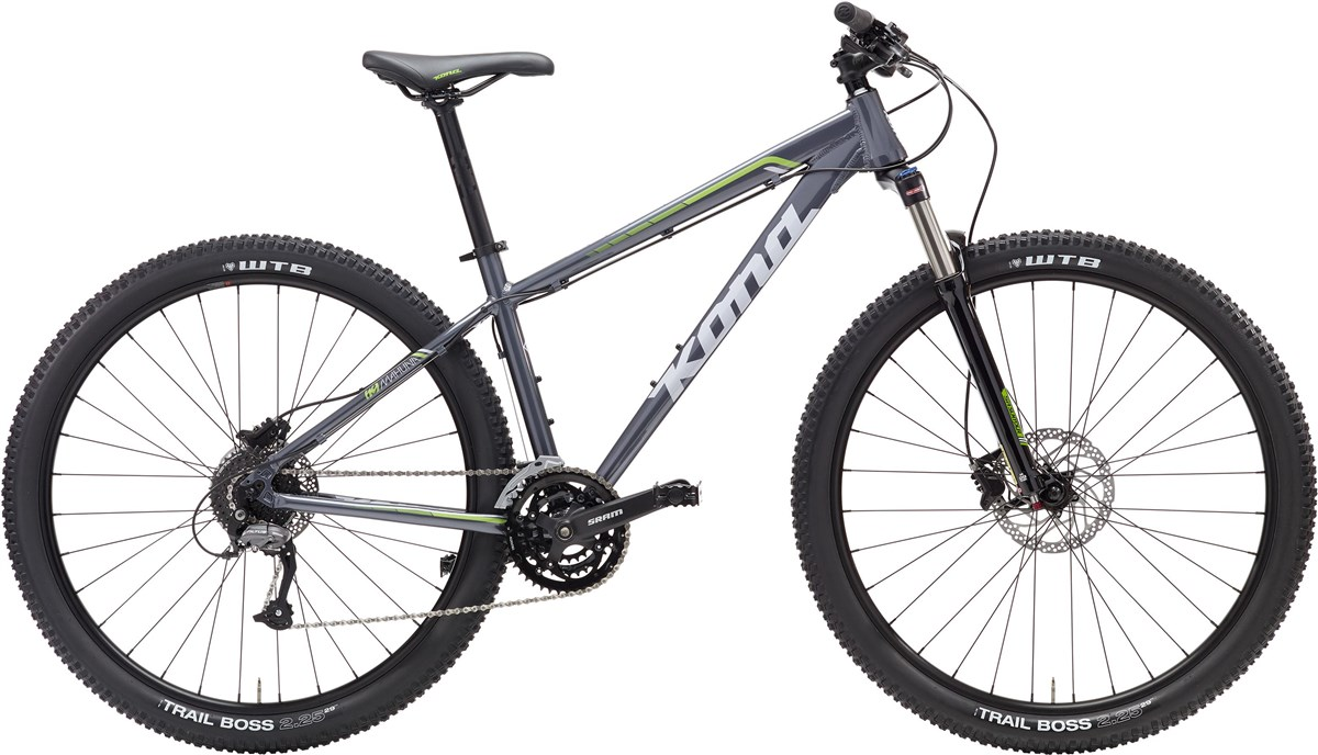Kona Mahuna 29er 2017 Mountain Bike