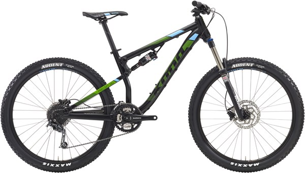 Image of Kona Precept 130 2016 Mountain Bike