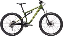 Image of Kona Precept 130 27.5 2017 Mountain Bike