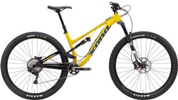 Image of Kona Process 111 29er 2017 Mountain Bike