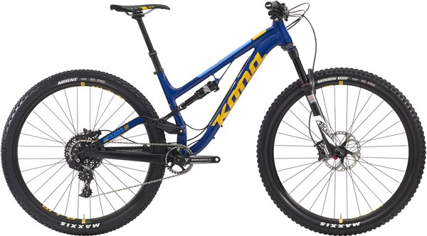 Image of Kona Process 111 DL 2016 Mountain Bike