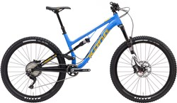 Image of Kona Process 134 DL 27.5 2017 Mountain Bike