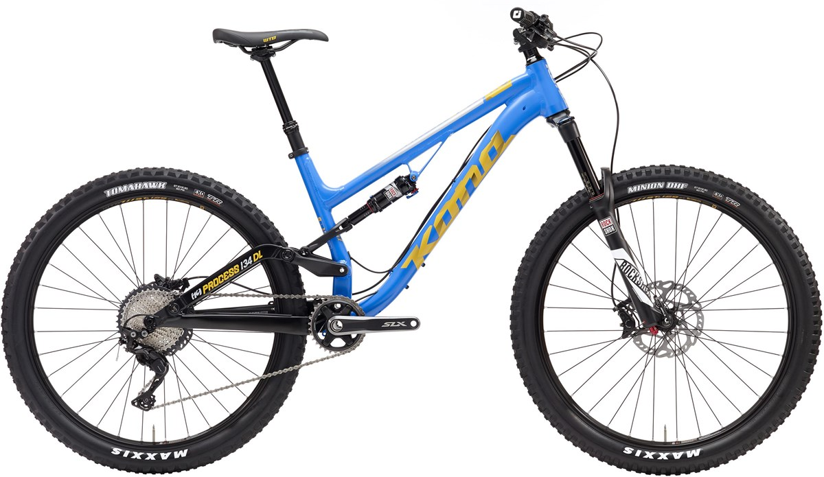 Kona Process 134 DL 27.5 2017 Mountain Bike