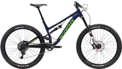 Image of Kona Process 153 27.5 2017 Mountain Bike
