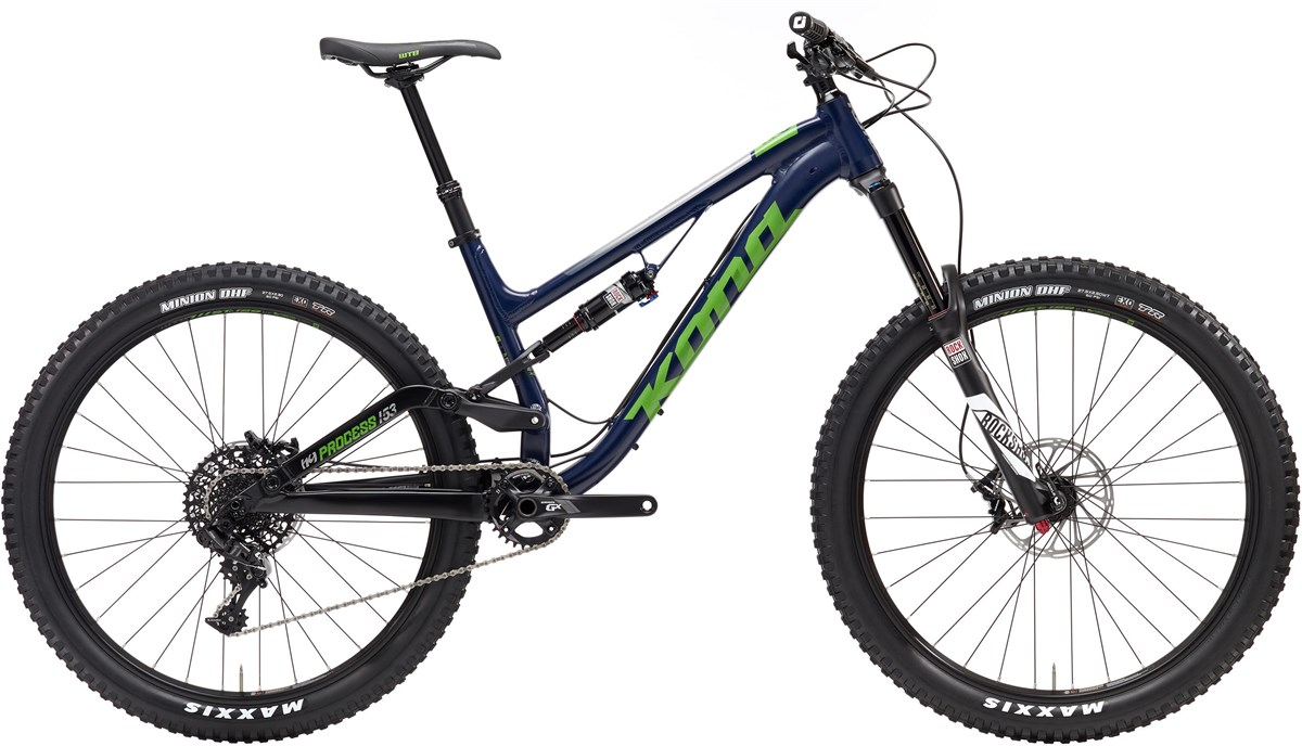 Kona Process 153 27.5 2017 Mountain Bike