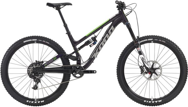 Image of Kona Process 153 DL 2016 Mountain Bike
