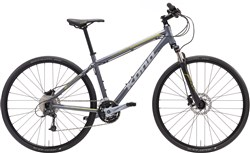 Image of Kona Splice Deluxe Smooth 2017 Hybrid Bike