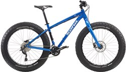 Image of Kona Wo Fat Bike 2016 Mountain Bike