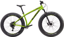 Image of Kona WoZo 26w 2017 Fat Bike - Mountain Bike
