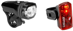 Image of Kryptonite Alley F-275 Avenue R-19 2 LED USB Light Set