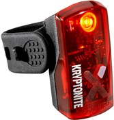 Image of Kryptonite Avenue 14 1 LED USB Rear Light