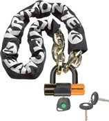 Image of Kryptonite New York Chain With EV Series 4 Disc Lock