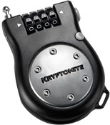 Image of Kryptonite R2 Retractor Pocket Combo Cable Lock