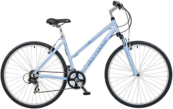 Image of Land Rover All Route 533 Womens 2016 Hybrid Bike