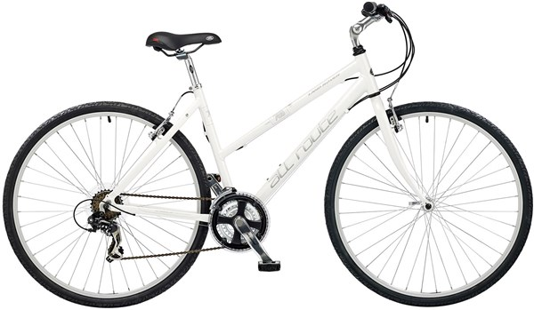 Image of Land Rover All Route 733 Womens 2016 Hybrid Bike