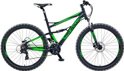 Image of Land Rover Dynamic 2017 XC Mountain Bike