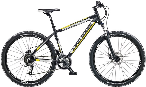 Image of Land Rover Six 50 Hydro 2016 Mountain Bike