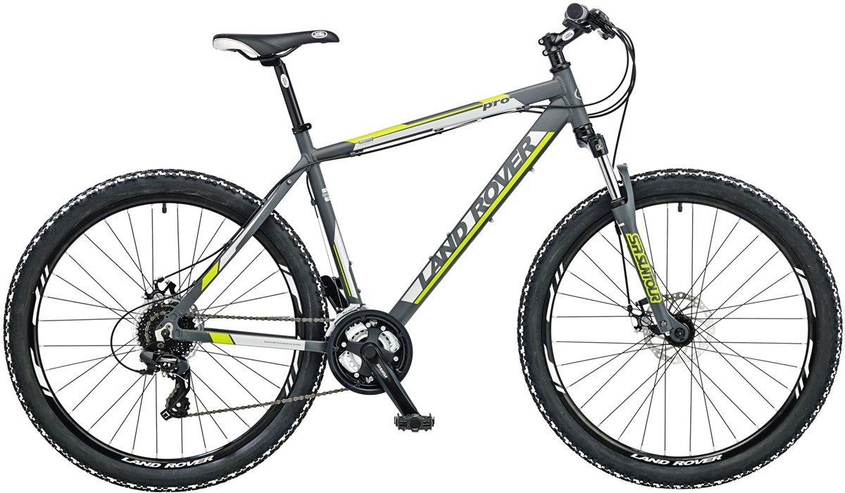 Land Rover Six 50 Pro 2016 Mountain Bike